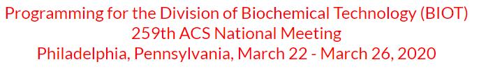 ACS Biot 2020 - banner